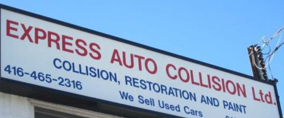 Express Auto Collision in Toronto